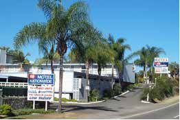 Nationwide Motel - Accommodation Melbourne