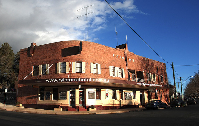 Rylstone Hotel - Accommodation Melbourne