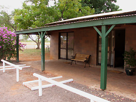 Barkly Homestead - Accommodation Melbourne
