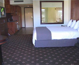Best Western A Centretown - Accommodation Melbourne