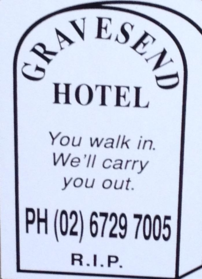 Gravesend Hotel - Accommodation Melbourne