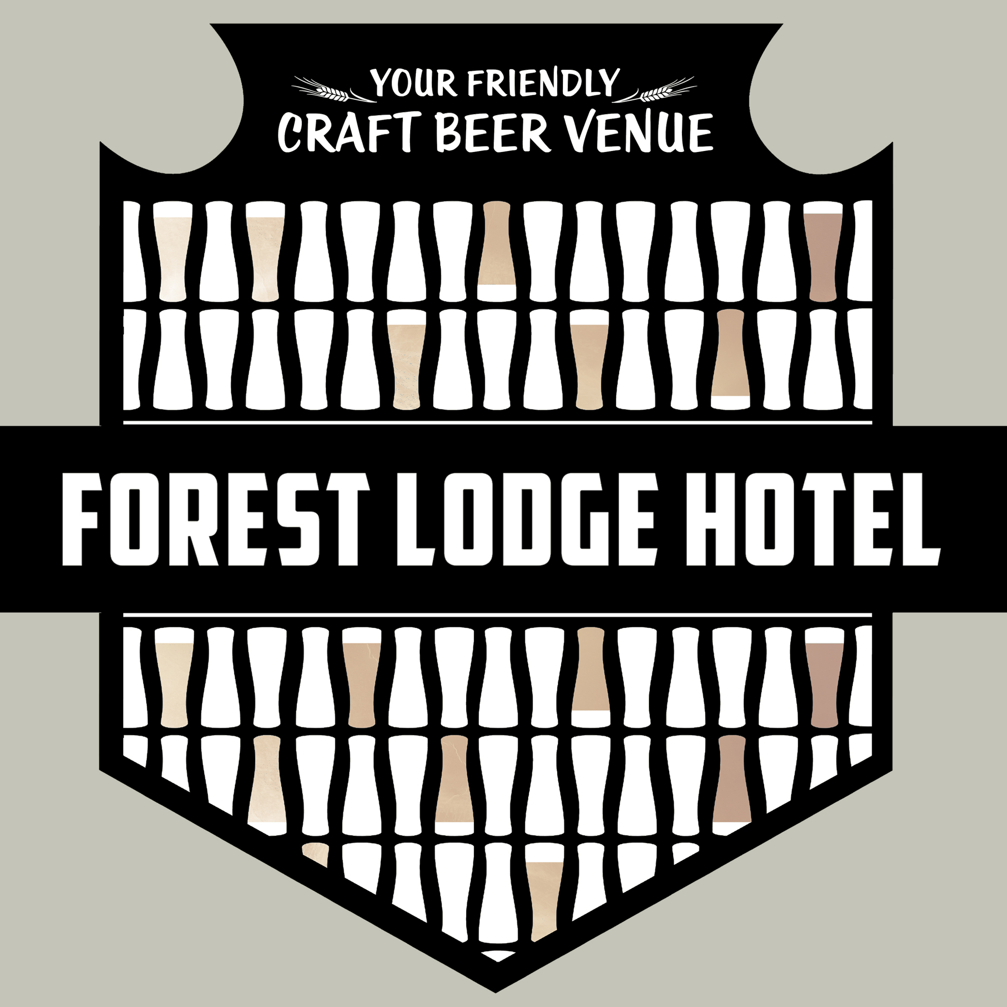 Forest Lodge Hotel - Accommodation Melbourne