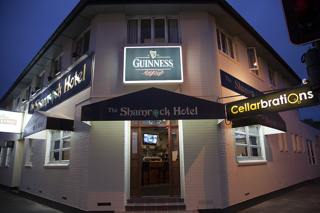 Shamrock Hotel - Accommodation Melbourne