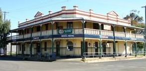 Royal Hotel Boggabri - Accommodation Melbourne