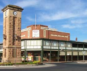 Imperial Hotel Coonabarabran - Accommodation Melbourne