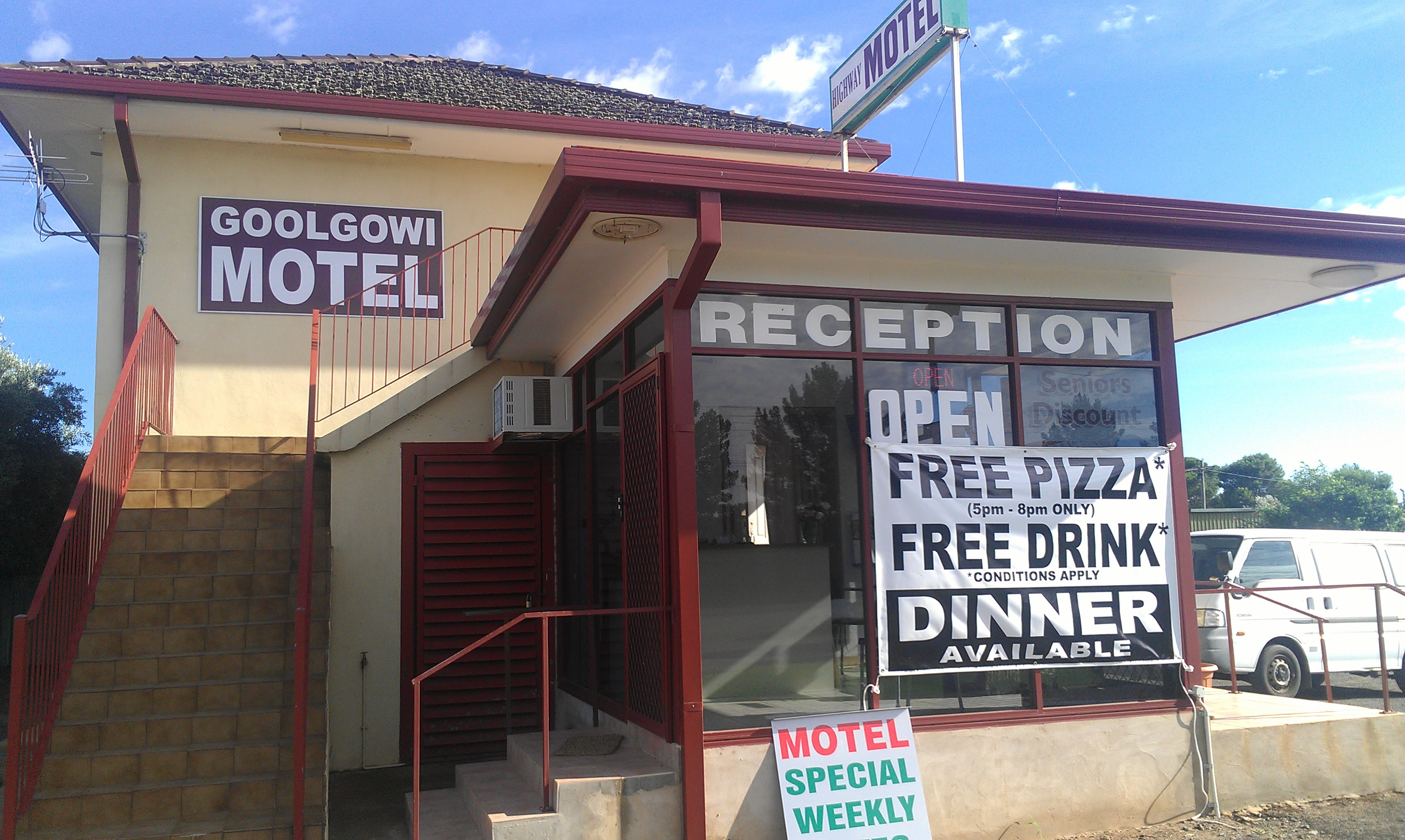 Royal Mail Hotel Goolgowi - Accommodation Melbourne