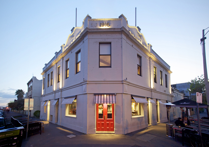 The Exchange Hotel - Accommodation Melbourne