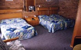 Border Motel - Accommodation Melbourne