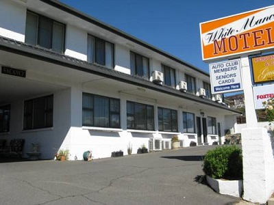 White Manor Motel - Accommodation Melbourne