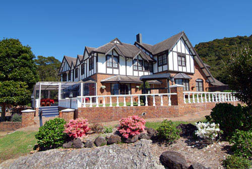 Springbrook Mountain Manor - Accommodation Melbourne