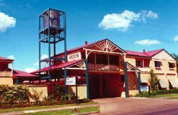 Dalby Homestead Motel - Accommodation Melbourne