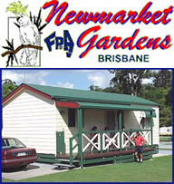 Newmarket Gardens - Accommodation Melbourne