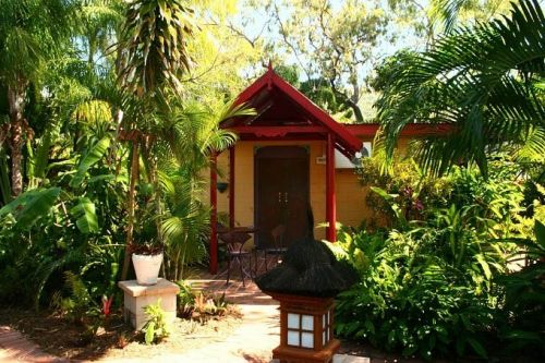 Shambhala Retreat Magnetic Island Cottages - Accommodation Melbourne