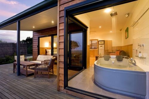 Coastal View Cabins - Accommodation Melbourne