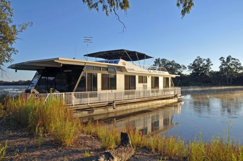 Houseboat Heaven - Accommodation Melbourne