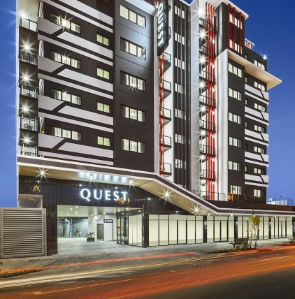 Quest Woolloongabba - Accommodation Melbourne
