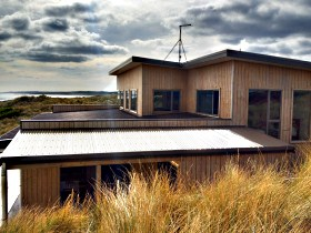 King Island Breaks - Porky's Beach House - Accommodation Melbourne