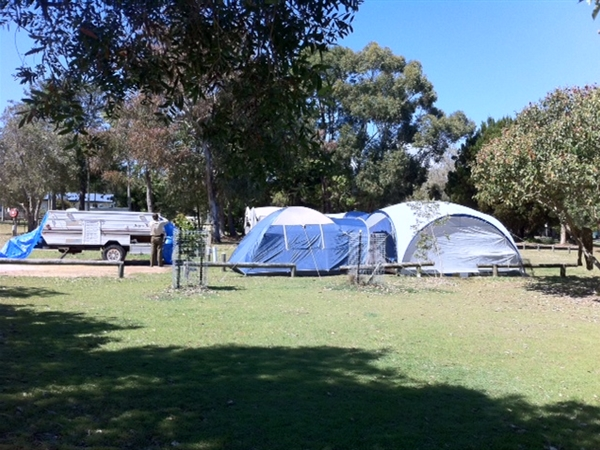 Amity Point Camping Ground - Accommodation Melbourne
