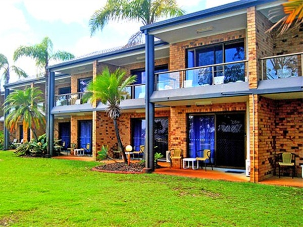 Bribie Waterways Motel - Accommodation Melbourne