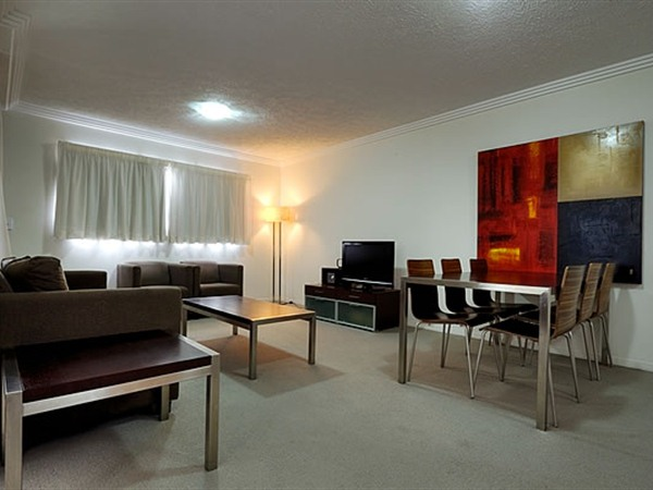 Gabba Central Apartments - Accommodation Melbourne