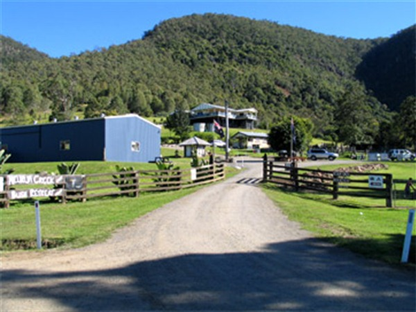Neurum Creek Bush Retreat - Accommodation Melbourne