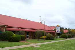 Quality Inn Parkes International - Accommodation Melbourne