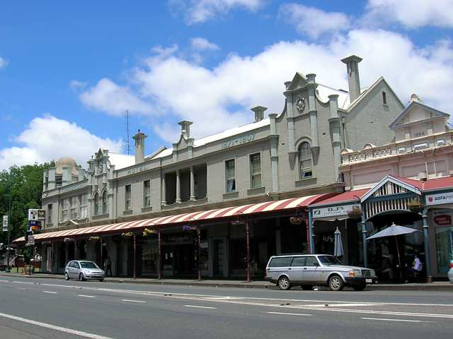 Commercial Hotel Camperdown - Accommodation Melbourne