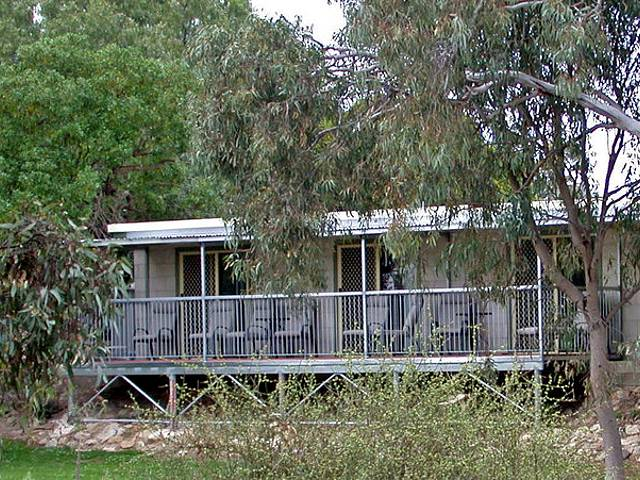 Donald Riverside Motel - Accommodation Melbourne