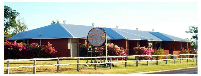 Gidgee Inn Motel - Accommodation Melbourne