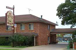 Parkes All Settlers Motor Inn - Accommodation Melbourne
