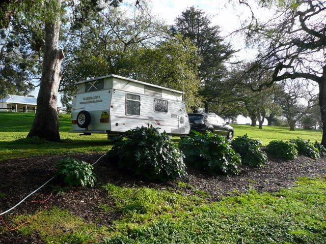 Penshurst Caravan Park - Accommodation Melbourne