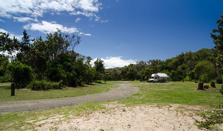 Banksia Green campground - Accommodation Melbourne