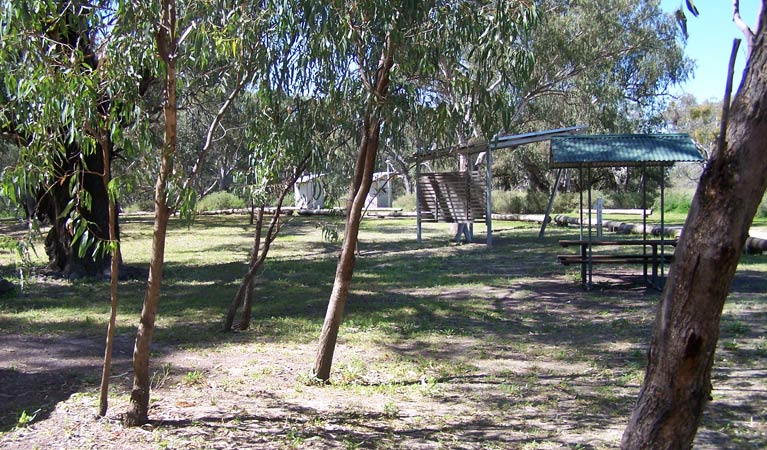 Coach and Horses campground - Accommodation Melbourne