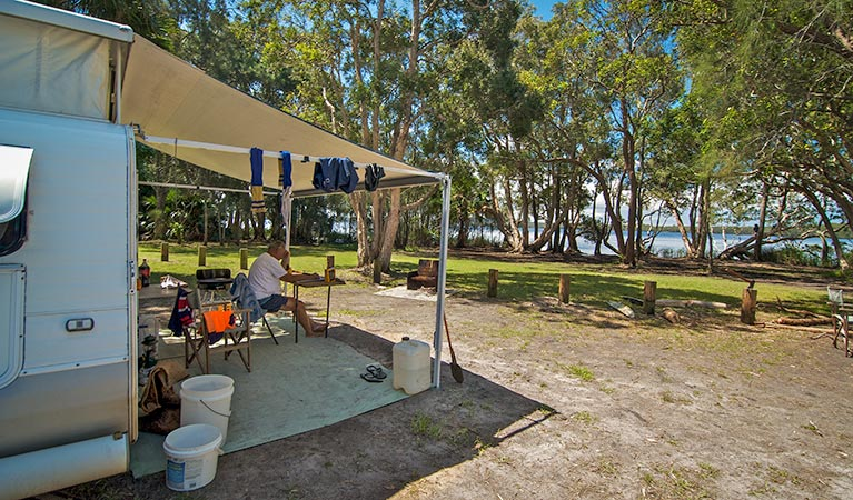 Dees Corner campground - Accommodation Melbourne