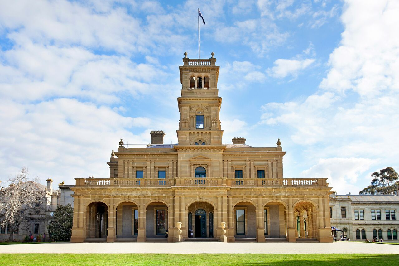 Mansion Hotel and Spa at Werribee Park - Accommodation Melbourne