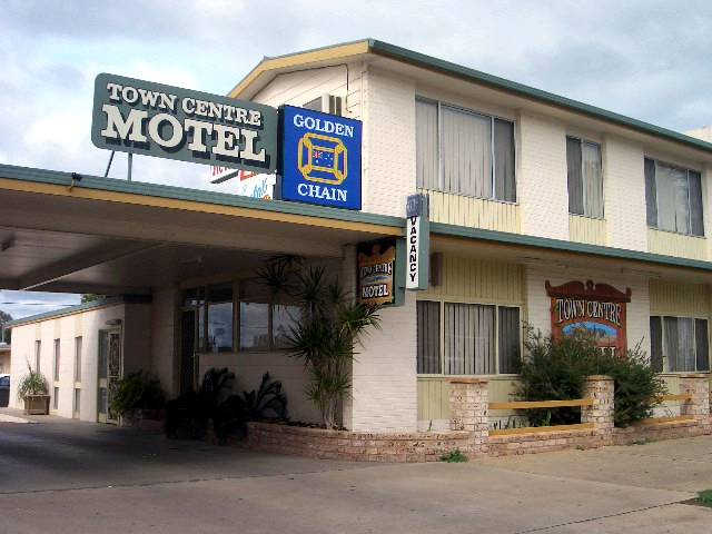 Town Centre Motel - Accommodation Melbourne
