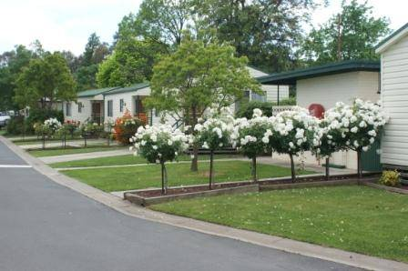 Wodonga Caravan  Cabin Park - Accommodation Melbourne