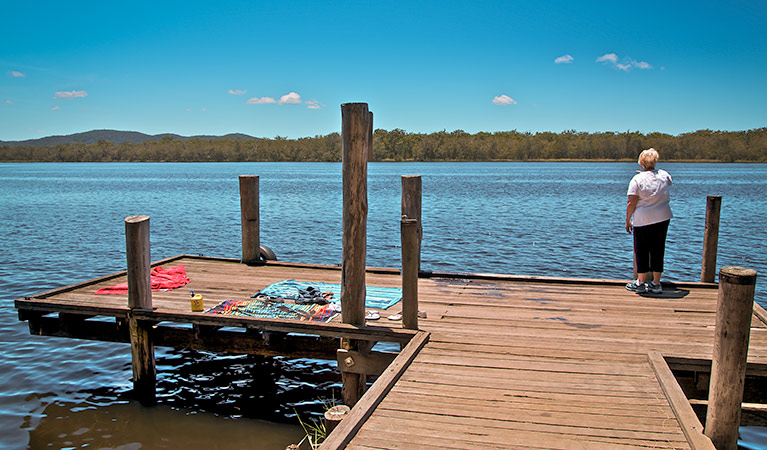 Korsmans Landing campground - Accommodation Melbourne