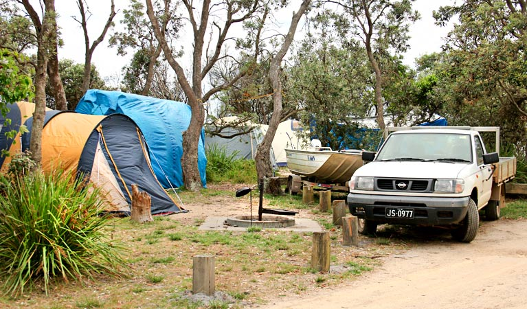 Picnic Point campground - Accommodation Melbourne