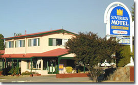 Sovereign Motor Inn Cooma - Accommodation Melbourne
