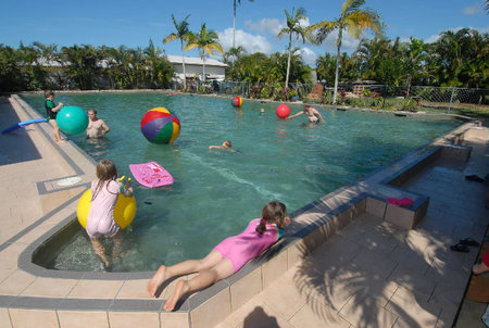 Kurrimine Beach Holiday Park - Accommodation Melbourne