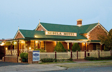 Nebula Motel - Accommodation Melbourne