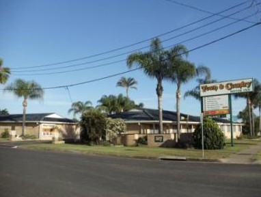 Town and Country Motor Inn Tamworth - Accommodation Melbourne