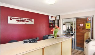 Country Capital Motel - Accommodation Melbourne