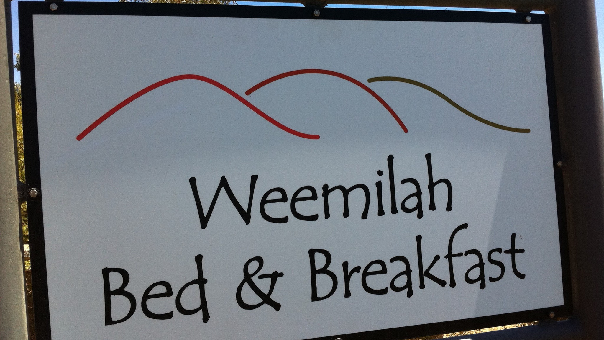 Weemilah Bed and Breakfast - Accommodation Melbourne
