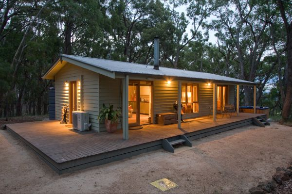 Mirkwood Forest Self-Contained Spa Cottages - Accommodation Melbourne