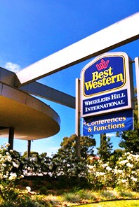 Best Western Wheelers Hill International - Accommodation Melbourne