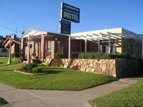 Golden Chain Murray River Motel - Accommodation Melbourne