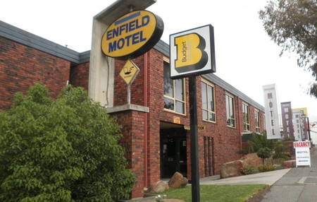 Enfield Motel - Accommodation Melbourne