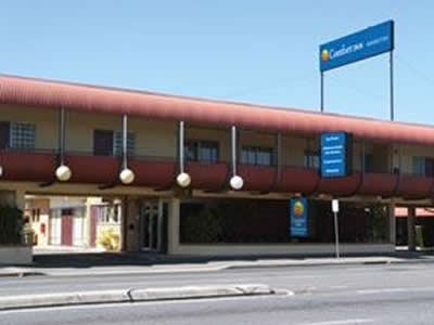 Comfort Inn Manhattan - Accommodation Melbourne